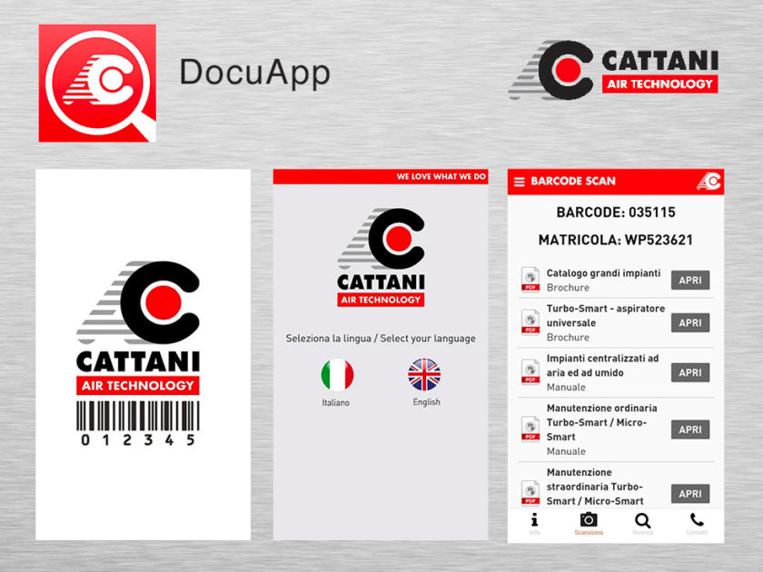 DocuApp updating