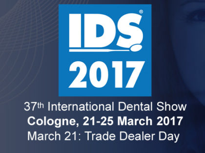 IDS 2017 – 37° INTERNATIONAL DENTAL SHOW – COLONIA