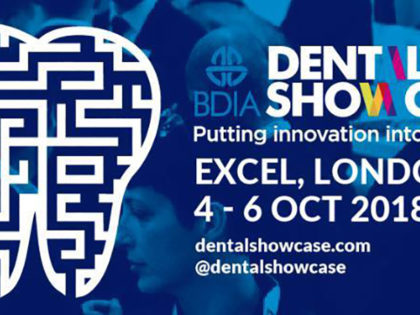 BDIA Dental Showcase 2018 Londra