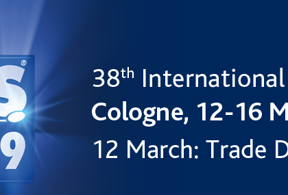 IDS 2019 – 38° INTERNATIONAL DENTAL SHOW – COLONIA